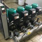 16 Zestawy hydroforowe do wody technologicznej