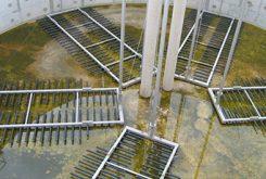 Systemy napowietrzania z dyfuzorami rurowymi