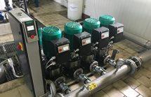 Zestawy hydroforowedo wody technologicznej